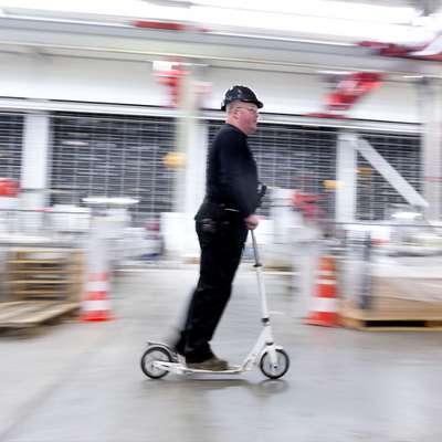 Fastest worker